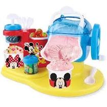 Maquina Para Hacer Helados Mickey Int 6304 Disney Fabrica