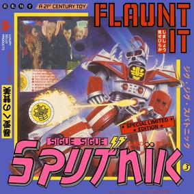 Cd Sigue Sigue Sputnik - Flaunt It (914318)