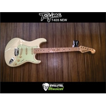 Guitarra Tagima Stratocaster New T-635 Branco Vintage