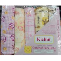 Juego De Sabanitas O Cobertores Para Bebes Recien Nacidos
