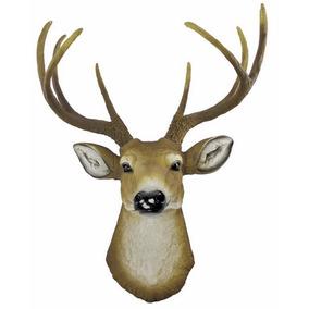 Figura Cabeza De Venado Marca Cestarck Mod Deer Head