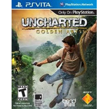 Uncharted: El Abismo De Oro - Playstation Vita