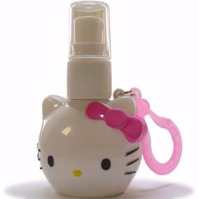 Llavero Porta Colonia Dispensador Hello Kitty