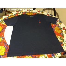 Camiseta Polo Wear Tam Gg Azul Escuro