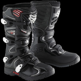 Botas Motocross Enduro Fox Comp5 Niño Youth - Trapote Racing