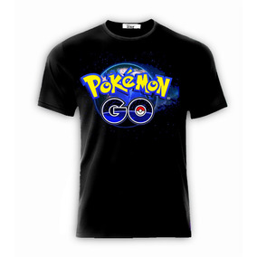 Playera O Camiseta Pokemon Go! Todas Tallas Edicion Especial