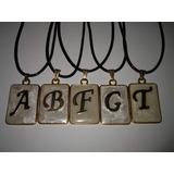 Collares De Letras Personalizadas