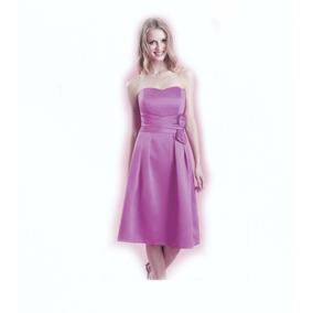 Lilasori Vestido D Fiesta Importado Color Lila Talla 36 O 13