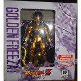 S.h.figuart Alterno Golden Freezer Bandai Dorad Dragon Ball