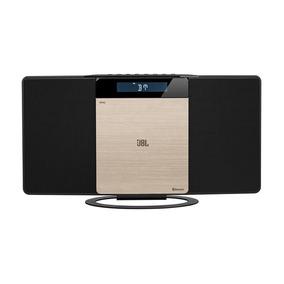 Micro System Jbl Com Bluetooth, Usb E 10 W Rms - Ms202