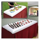 Inflable Hielo Refrigerador Fiesta Buffet Bar - 142345221107