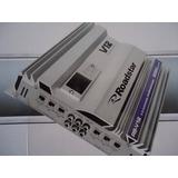 Módulo Amp Roadstar V12 4ch 600rms Mosfet Mono/stereo 2000w