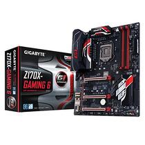 Gigabyte Lga1151 Intel Atx Ddr4 Tarjetas Madre Ga-z170x-gami