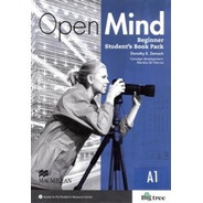Open Mind Beginner - Student's Book Pack
