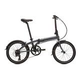 Bicicleta Plegable Tern Link C8 C/guardabarros Envío Gratis
