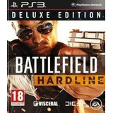 Battlefield Hardline + Online Pass Ps3