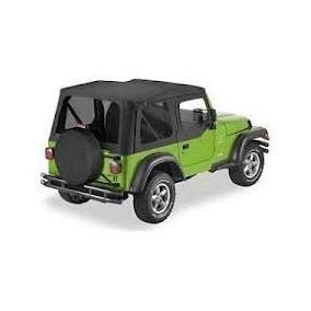 Capota Jeep Wrangler Tj 97--2006 Originales No Replicas
