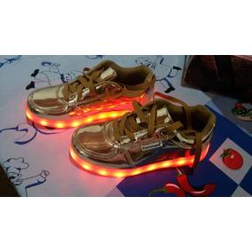 Zapatos Floricienta Con Luces Led