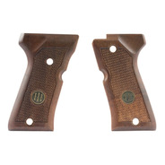 Cachas Madera Beretta 92fs Compact Wood Grips Originales