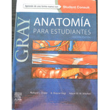 Anatomía Para Estudiantes. Gray, 3 Edición.