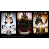 Los Tres Fable 2 ,fable Annyversary Fable 3