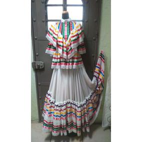 Vestido Folclórico De Jalisco