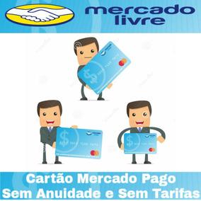 Cartão Mercado Livre Mastercard Internacional Sem Spc Serasa