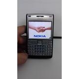 Celular Nokia E61 I Chip Oi Com Caixa E Acessorios