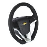 Volante Cruze Gm Celta Corsa Classic C/cubo De Brinde Prata