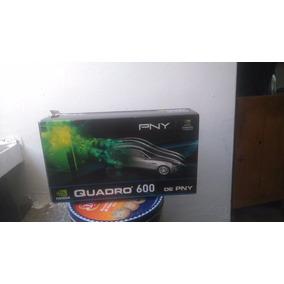 Tarjeta Aceleradora Quadro 600 Nvidia