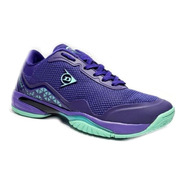 Zapatillas Dunlop Mujer Srixon Revo Tenis Padel-olivos