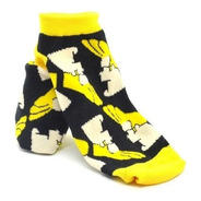 Socks Cartoon Network Vintage - Johnny Bravo / Red Guy