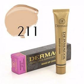 Base De Maquillaje Profesiona Dermacol 100% Calidad Chacao