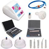Aparelho De Vacuoterapia Endermologia Kit Facial E Corporal