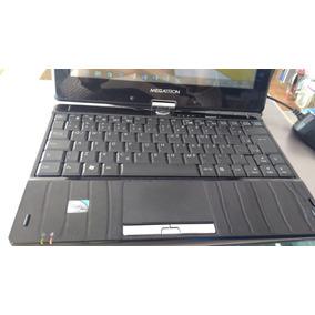 Netebook Megatron Ml121 Tela Touch 10 Atom