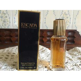 Perfume Escada Pour Homme Vintage 40ml Ultra Raro