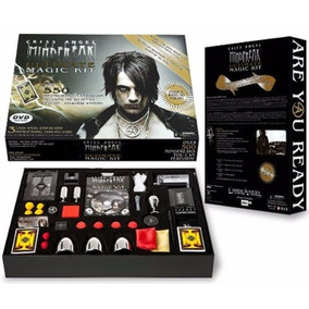 Kit De Magia Criss Angel Ultimate Magic Kit Black