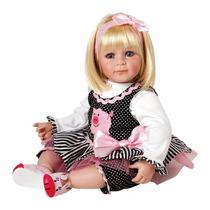 Boneca Adora Doll Oink Cabelos Louros E Olhos Azuis