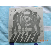 Compacto Punk Ulster Raro Original Tapes 1982 Vinil