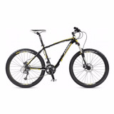 Bicicleta Jamis Trail X3 17 Gloss Black Freio Hidráulico