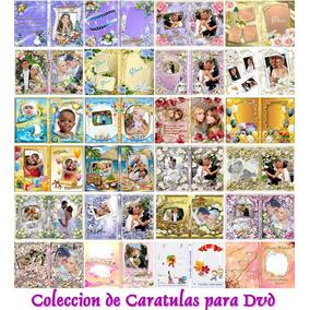 Plantillas Editables Portada Caratulas Para Cd Y Dvd (psd)