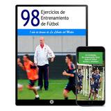 Futbol Entrenamientos Técnico Táctico 17 Libros - Digital