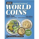 Catalogo Krauses Standard Of World Coin 2001 Date 10th Edit.