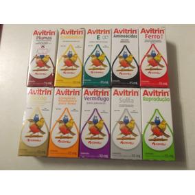 Avitrin (combo) Com 10 Un