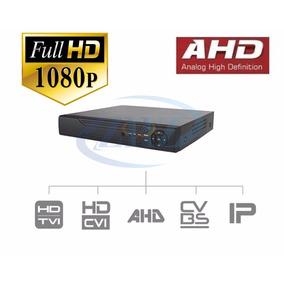 Dvr Stand Alone Gravador 8 Cameras / Canais Ahd 1080p 5 Em 1