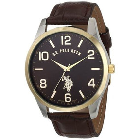 Reloj Us Polo Assn Usc50225 Marrón