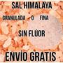 Sal Himalaya Rosada Sin Flúor Flour Fina O Granulada Envío