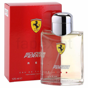 Perfume Ferrari Red Masculino 125ml Original