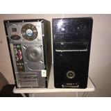 Gabinetes Dual Core + 2 Gb Ram + 80 Gb +winxp