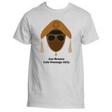 Camiseta Básica: Luiz Gonzaga Minimalista
